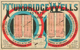 Picture relating to Redcliffe - titled 'Estate map for Tunbridge Wells Estate, Redcliffe, Queensland'