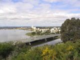 Picture relating to Perth - titled 'View from Kings Park'
