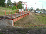 Picture relating to Mount Barker - titled 'Mount Barker Railway Turntable'