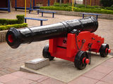 Picture relating to Rockdale - titled 'Rockdale Council's Cannon'